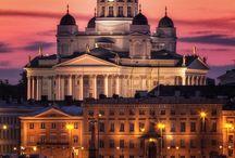Helsinki/ hometown