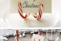 Christmas tables ideas