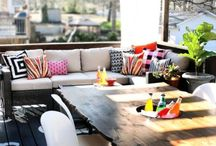 Outdoor living  / null