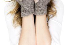 Crochet Fingerless glove