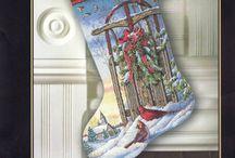 julestrømpe