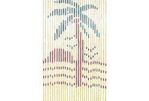 Bamboo Door Way Beads