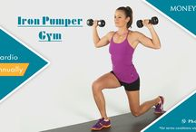 Gym / Gym and fitness clubs deals
