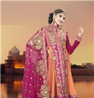 Fantabulous Anarkali Salwar Suits / Get ready to dazzle in our all new range of Super Stylish Anarkali Salwar Suits that will make you a style diva......Buy any of the items from our collection & get assured gift absolutely FREEE....So, what more you can ask for? Order now from http://www.sareesbazaar.com/Salwar-Kameez/Anarkali-Salwar-Kameez-209.html