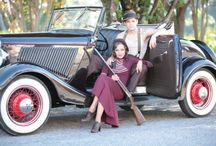 Bonnie and Clyde / by Jenny Hughes