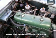 Motores de coches clásicos y de colección / Motores de coches desde 1900