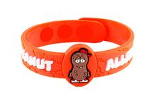 Peanut Allergy Safety / Let's protect kids with peanut allergies!  AllerMates has the cutest accessories to do just that!