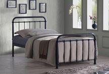 single metal beds