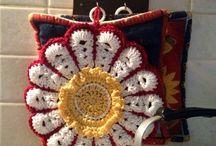 Presine vintage / Crochet