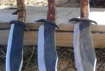 dagas y cuchillos