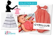 Vêtements bébé fille / Chaque marque de vêtements à sa propre identité ! Définissez celle qui conviendra le mieux à votre bébé en fonction de vos goûts et de vos envies.