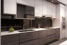 Κουζίνα σπιτιού