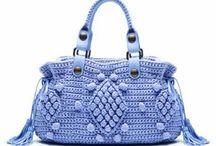 sac bleu Gérard darel