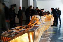 Museografía / Exposiciones, sistemas de exhibición