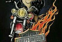Artes Harley Davidson