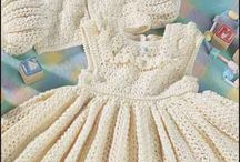 Crochet: Clothes for children / Haken: Kleding voor kinderen / by Eveline Westerhof