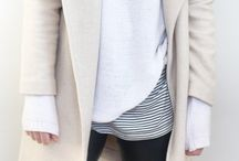 WINTER STYLE / Coastal Winter Style to inspire us to always dress well at Salt Living | www.saltliving.com.au