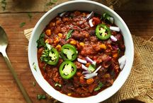 Recipes - beans, lentils, chickpeas
