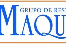 Grupo La Máquina / El Grupo La Máquina es sinónimo de calidad, servicio y tradición. Cada uno de nuestros restaurantes es único y ofrece una selección de lo mejor de la gastronomía española. Los mejores mariscos, arroces, guisos tradicionales y pinchos en Madrid.