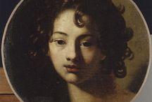 Etrange visage / Les portraits