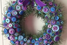 Wreaths and wall art