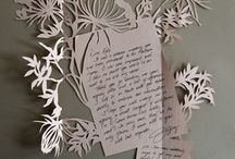 Art ~ paper cutting / by Zoey Lee