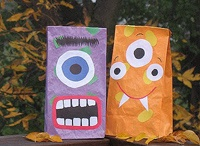 "Mommy School ""Monsters"" theme"