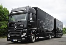 BRABUS headquarter / BRABUS makes automotive dreams come true: the world´s largest indepent automobile tuner offers high-end and lifestyle tuning for Mercedes Benz, AMG and smart automobiles