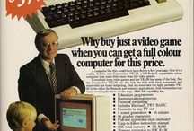 80s computers, gadgets and games