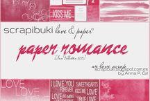 Paper Romance by Scrapibuki
