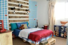 Boy s bedroom idea
