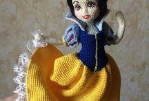Crochet dolls/toys