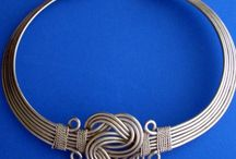 Ideas - Necklaces and Bracelets / by Acme Twisted Metal Art
