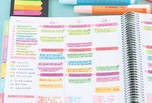 Diário e Planner