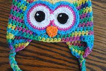 Owls / Crochet