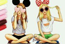 Bff kızları