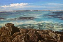 Art- Coastal Landscapes and Seascapes