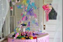 Birthday partys!