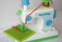 Sew easy childrens sewing machinre