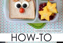 Fun food for kids/school lunches