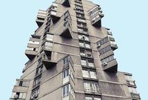 Buliding apartments