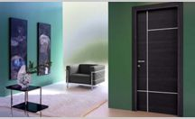 """Interior Doors  - Handmade Exclusive / Exclusive Handmade  The handmade doors """"EXCLUSIVE"""" are entirely manufactured with the best raw material and accessories by THERMOPLASTIKI.  http://www.thermoplastiki.gr/category/products/interior-doors-products/exclusive-handmade/?lang=en"""