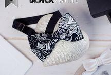 Kolekcja B&W / Kolekcja Black&White www.muszka-design.pl