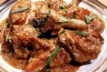 Dishes to try-poultry / by Beth Crane