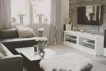 indeling woonkamer