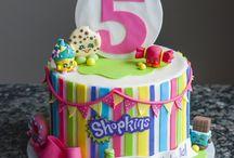 Shopkins Cakes