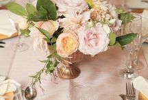 Wedding center pieces / by Darci Vasconcellos