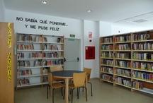 Libros, lectura, bibliotecas