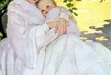 pinturas de mães