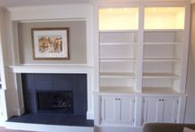 Built-in Wall Cabinets